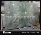 Azul Green marble slab