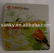 Chinese PVC Card Factory