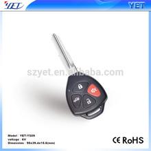 wireless remote control car key YET-YS09