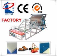 CE & ISO Certified PU, EVA, Foam, Leather and Fabric Laminating Machine