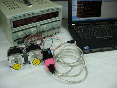 Inteligente Programable Controlador De Motor Paso Motor