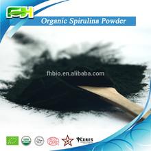 100% Natural Superfood Certified Organic Spirulina Powder