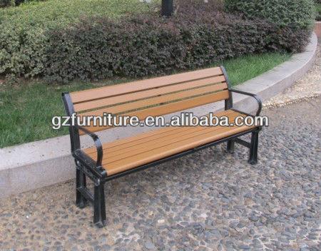 wpc 정원 벤치 재활용 플라스틱-금속 의자 -상품 ID:425988438-korean ...