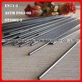 Estándar de calidad lápiz de grafito de plomo 3.2mm 5b dureza