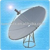 C-band 150cm tv satellite antenna