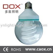 globe bulb CFL