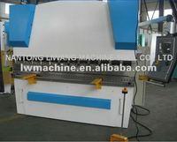 Hydraulic sheet metal press brake 100-300tons
