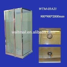 Shinning Alunmiun high quality shower room WTM-03A21