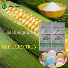 DE 15-20 Maltodextrin for coffee mate sweetener food grade in food additives sweeteners