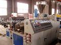 pvc tubo de drenagem que faz a máquina