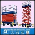 scissor hydraulic lift platform scissor car lift