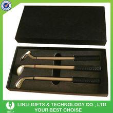 metal golf ball Pen set