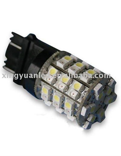 t25 smd led car brake light T25 3157 60SMD 3528 1CHIP car led brake light
