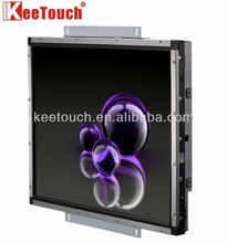 "19"" Touch Screen LCD Monitor 1280x1024 USB and Serial, DVI and RGB"