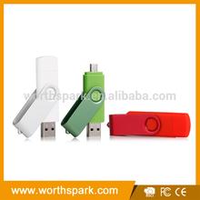 1gb 2gb 4gb 8GB swivel usb flash drive