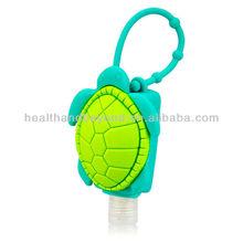 promotion alcohol rubber holder hand sanitizer