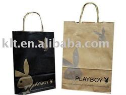 Famous Flat paper bag for suit