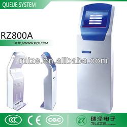 automatic queue ticket dispenser machine
