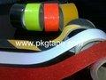 El color transparente 80# de agua adhesivo acrílico pet antideslizante cinta para los pasos, escaleras