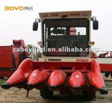 4YZ-4B 4 rows 600 mm row space corn harvester