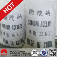 Sodium Acetate Food Preservative E262