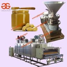 Peanut Paste Making Production line|Peanut Butter Processing line|Peanut Butter Maker Machine