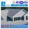 Asphalt roof tile shingles