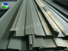 metallic roofing tile