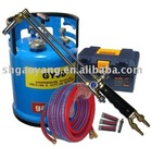 low cost and high energy non pressure oxy gasoline flame cutting machine for metal(CE approval)