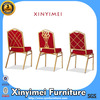 Golden Frame Stackable Aluminum Hotel Chair XYM-L02