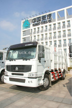 Sinotruk HOWO 6X4 garbage compactor truck for sale