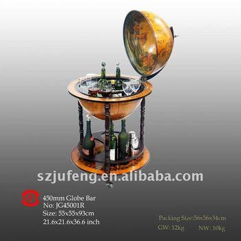 """17.7""""/450mm Diam Globe Bar Furniture"""