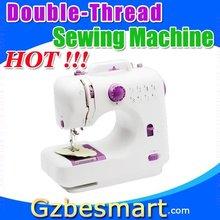 Double-thread mini sewing machine rex mini sewing machine