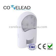 Led Sensor Night Light(battery led light,4*1.5V AA batteries,1W,pir sensor)