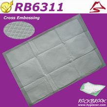 Disposable/Absorbent/Bulk/Medical/Nursing/ISO/SGS/Guangzhou/Manufacturer Hosipital/Urine/incontinence/Patient/Pet/Bed Under Pad