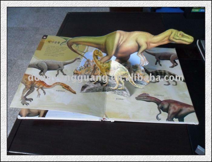 pop-up book printing