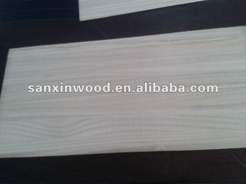 SOFT PAULOWNIA BOARDS FOR WOOD CARVING