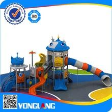 Outdoor funfair playground equipment
