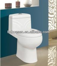 Ceramic Washdown One Piece Toilet Sanitaryware HOT-6610