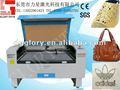 Corte por láser para el cuero GLC - 1290 con CE y SGS y FDA