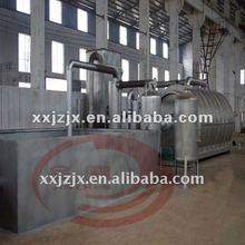Xinxiang JZA-442 High quality scrap tire pyrolysis equipment of no pollution
