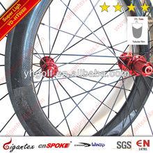 De haute qualité 700c vélo de route de carbone roues- 60 mmclincher