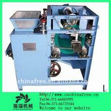 FR-300 300-400kg/h Fava beans cutting machine 0086 15136290359