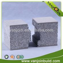HOT!!! 100mm polystyrene concrete sandwich prefabricated wall panels