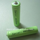 1.2V AAA Rechargeable Nickel-Metal Hydride Battery 1.2V NIMH Battery