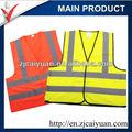 la aprobación en471 chaleco reflectante de seguridad