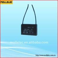 CBB61 Metallized Polypropylene Film Capacitor For AC Motor(TCE)