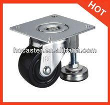 3 inch Swivel Nylon Heavy Duty Adjustable Caster Wheel