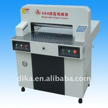 QZ480 Hydraulic Digital Paper Cutter& Paper Trimming Machine