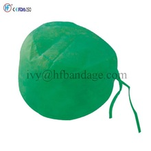 Disposable Dotor Cap with Tie CE ISO FDA